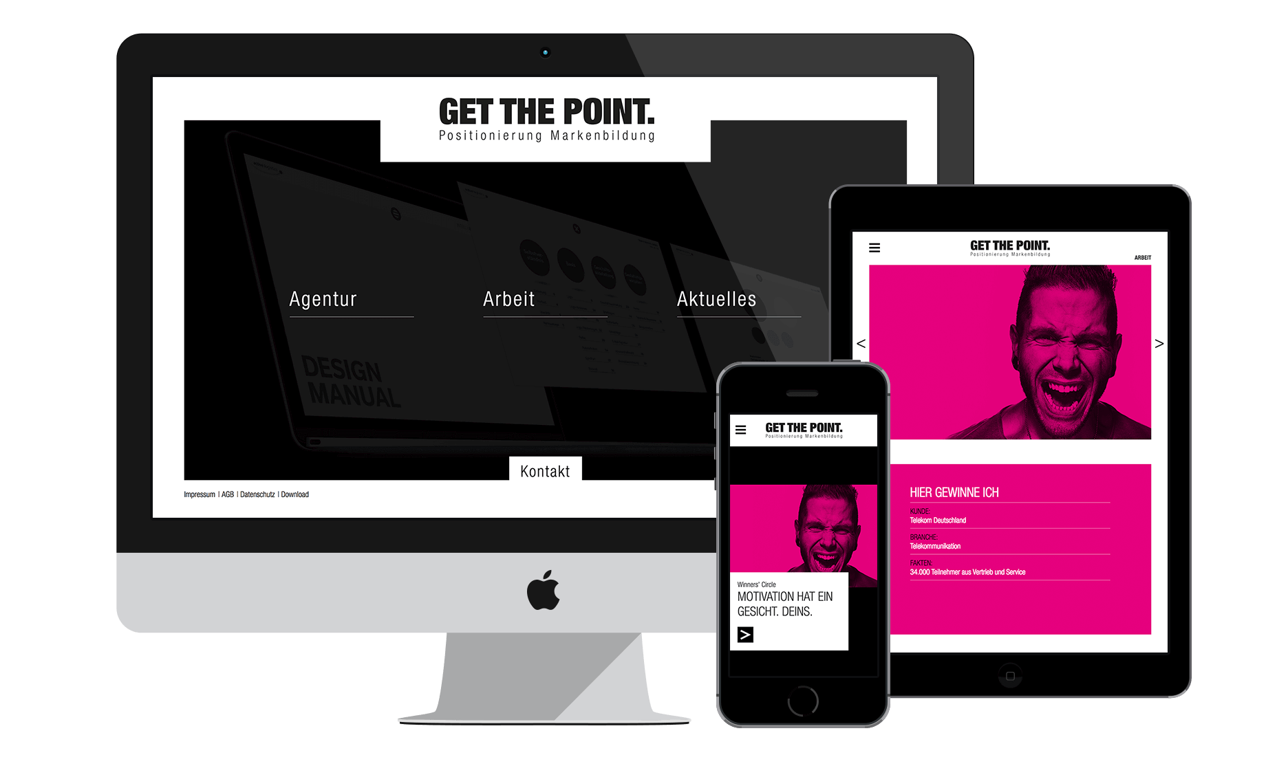 Internetagentur Studio Orange launcht getthepoint.de